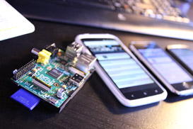 Professional home automation system through development Raspberry Pi